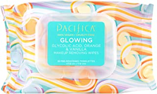 product image for PACIFICA Glowing Makeup Removing Wipes 30 Count, 30 CT