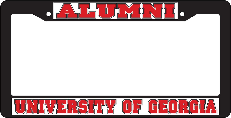 Craftique Georgia Bulldogs Plate Frame