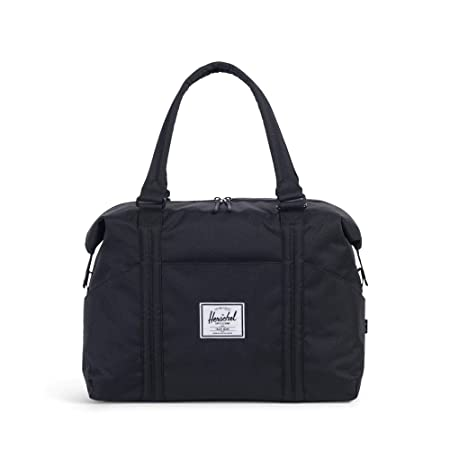 Herschel Strand Sprout Diaper Bag-Black
