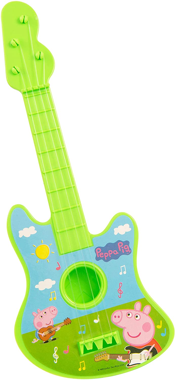 Tavitoys Peppa Pig Guitarra: Amazon.es: Juguetes y juegos