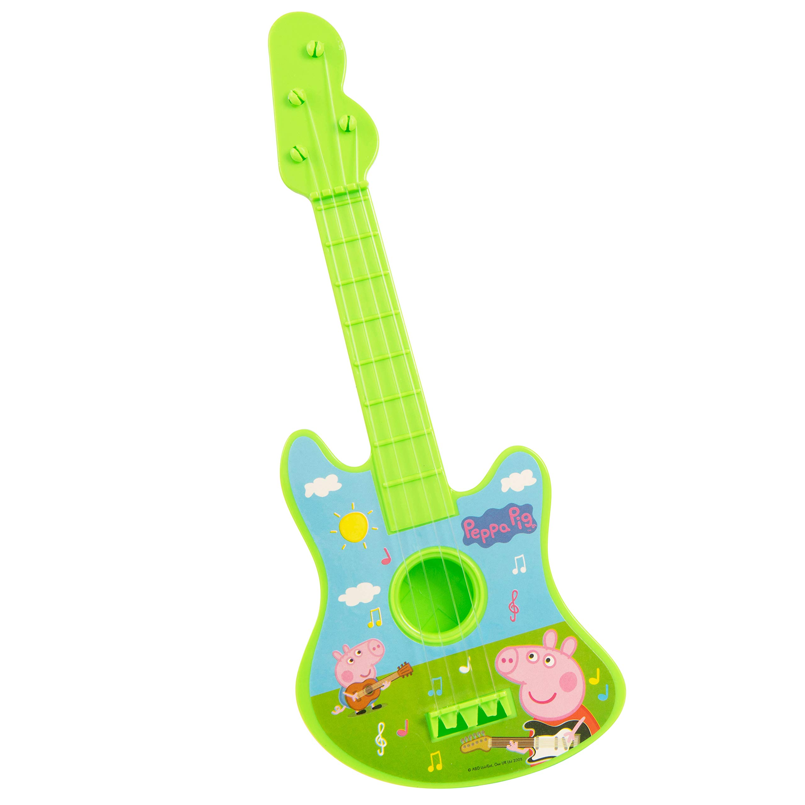 Peppa Pig Guitar [Colors May Vary]