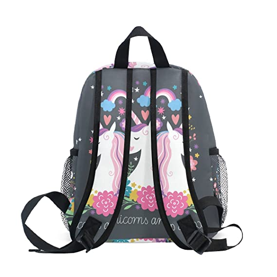 Amazon.com | DEYYA Lightweight Unicorn School Backpack Book Bag for Girls Teens Kids | Kids Backpacks