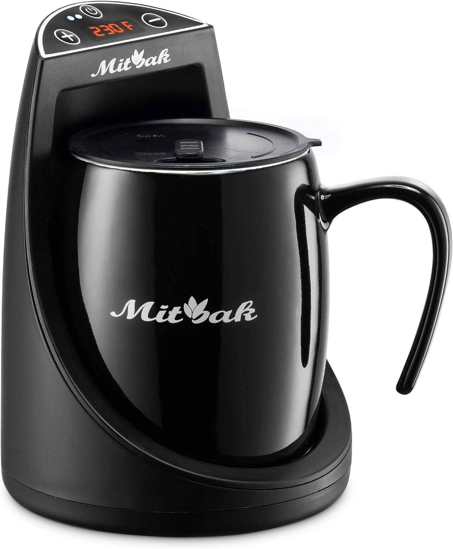 This Mug Warmer for Desk Will Keep Coffee Tea MITBAK Innovative ...