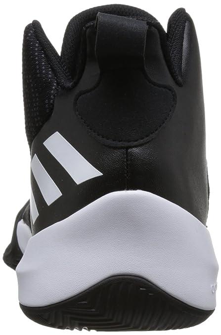 EXPLOSIVE FLASH - Basketballschuh - core black/carbon/footwear white DnrqD0DA