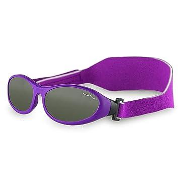 Amazon.com: Bebé WrApz Baby WrApz – Gafas de sol, Púrpura ...