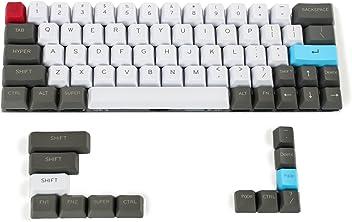 8e9460030fc YMDK Customized 61 64 68 ANSI Keyset OEM Profile Thick PBT Keycap Set for  Cherry MX