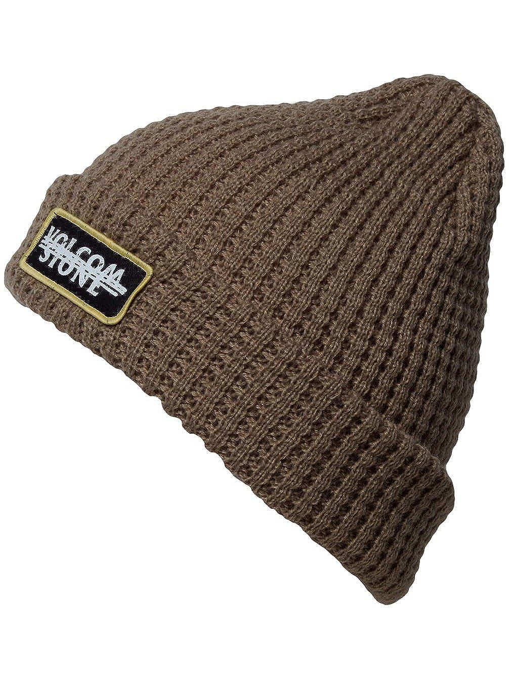 Volcom Men s Scribble Stone Beanie Hat 777d994b41d