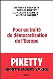 Pour un traité de démocratisation de l'Europe (SCIEN HUM (H.C))