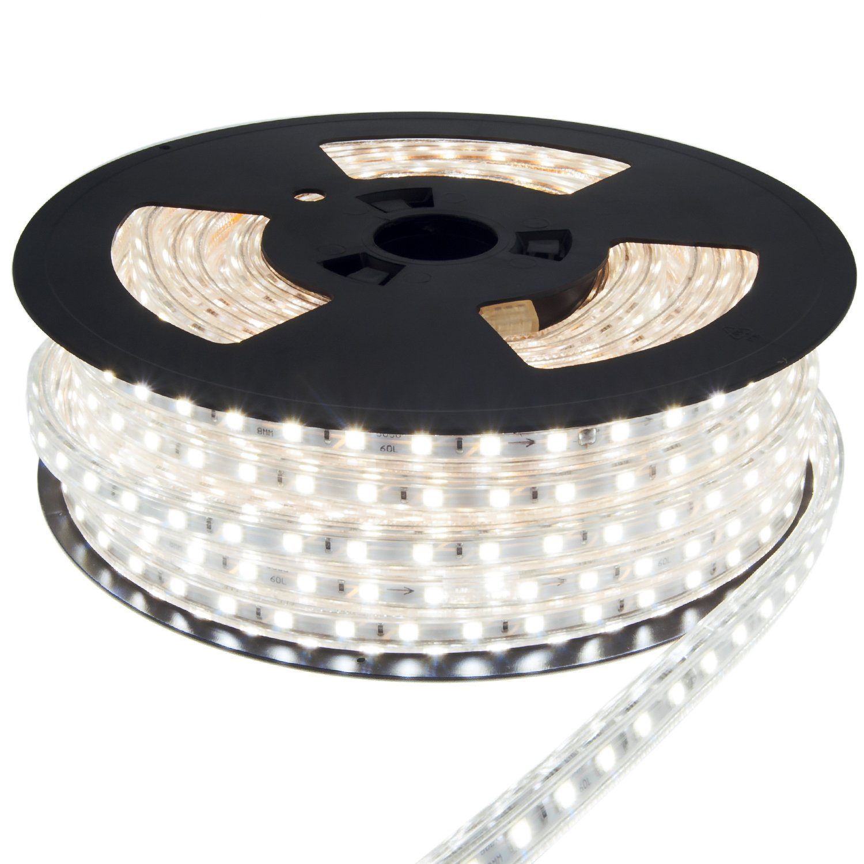 LED Strip 230 Volt mit 60x 5050 SMD pro pro pro Meter Warmweiß 15 Meter B01MUEC3VY Lauflichter & Lichtschluche 623f21
