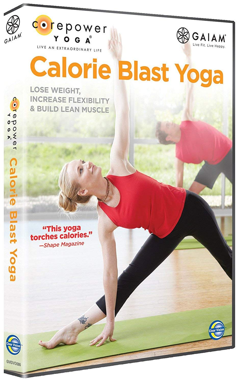 Gaiam: Calorie Blast Yoga [DVD] [Reino Unido]: Amazon.es ...