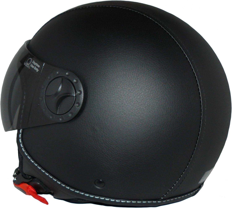Rojo Protectwear Casco abierto con facial con visera larga h730-rt-s