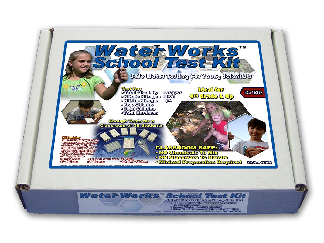 Industrial Test Systems WaterWorks 487995 School Kit For Entire Classroom