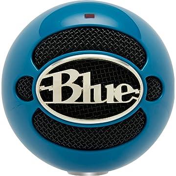 cheap Blue USB Snowball 2020