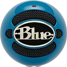 Blue USB Snowball