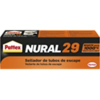 Pattex Nural 29, sellador de tubos de escape