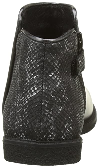 3d7b0a8997c79 Amazon.com: Kids Geox Girls Shawntel Ankle Zipper Chelsea Boots: Shoes