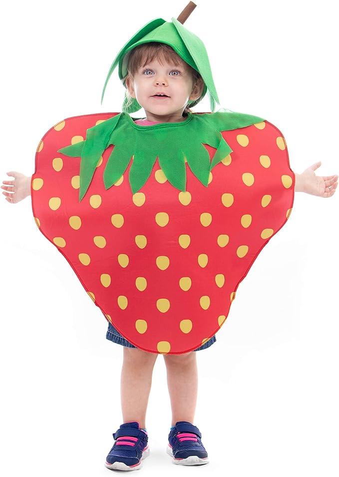 Amazon.com: Disfraz de fresa dulce para Halloween, para ...