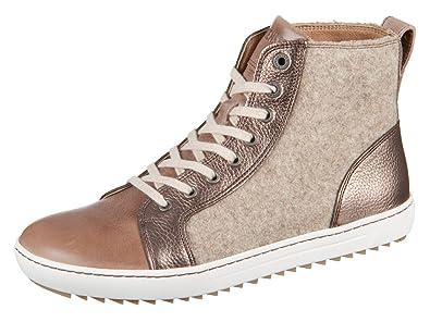 b8bea99ccd945f BIRKENSTOCK Damen Bartlett Women Hohe Sneaker  Amazon.de  Schuhe ...
