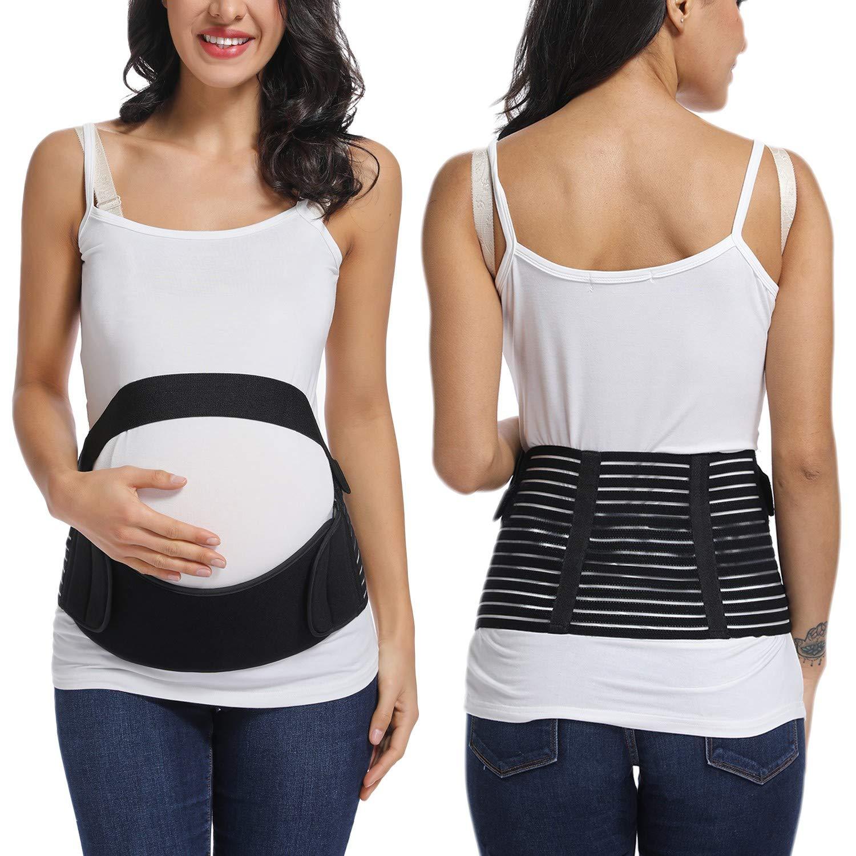 Amazon.com: Cinturón de maternidad para la cintura y la ...