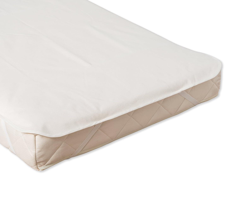 67 x 126 cm Naturalmat Organic Waterproof Stokke Sleepi Mattress Protector