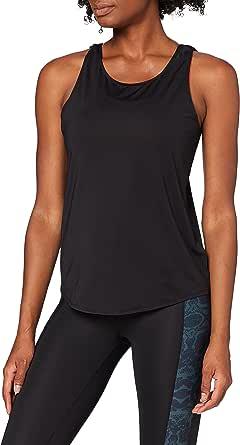 Amazon Brand - AURIQUE Women's Double Layer Sports Vest