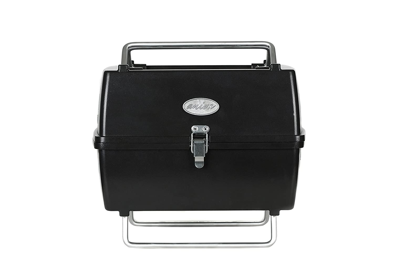 Aniva Prtk 01 Portable barbecue a carbonella – nero