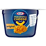Kraft Easy Mac Original Flavor Macaroni and Cheese (10 Microwavable Cups)