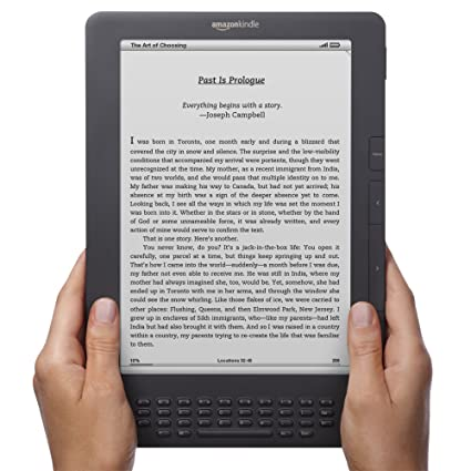 Kindle DX, Free 3G, 9 7