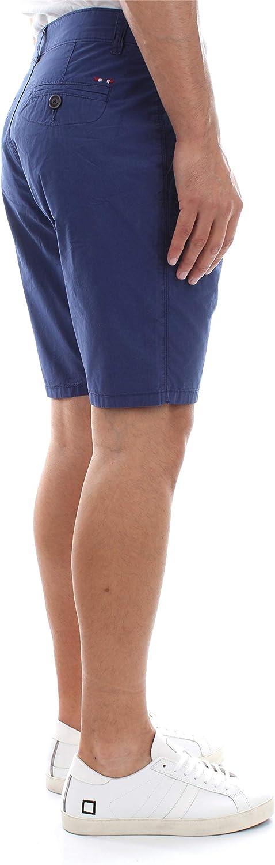 Napapijri Bermuda Mens Short Trouser Cotton Pants Item N0YHF8 Nakuru