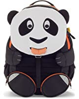 Affenzahn Midi-Kinderrucksäckchen AFZ-FAL-001, Ergobag Farbe:Panda Benjamin/weiß schwarz
