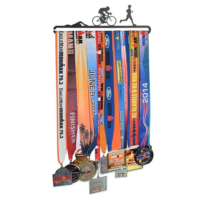 Triathlon Athlete Cyclist Runner Swimmer Sports CUFFLINKS Presentation Gift Box