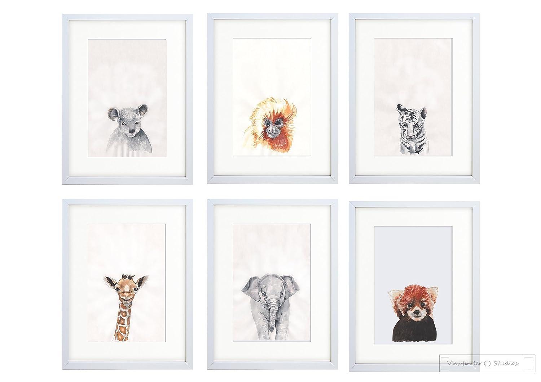 Exotic Animal Prints for Nursery Decor