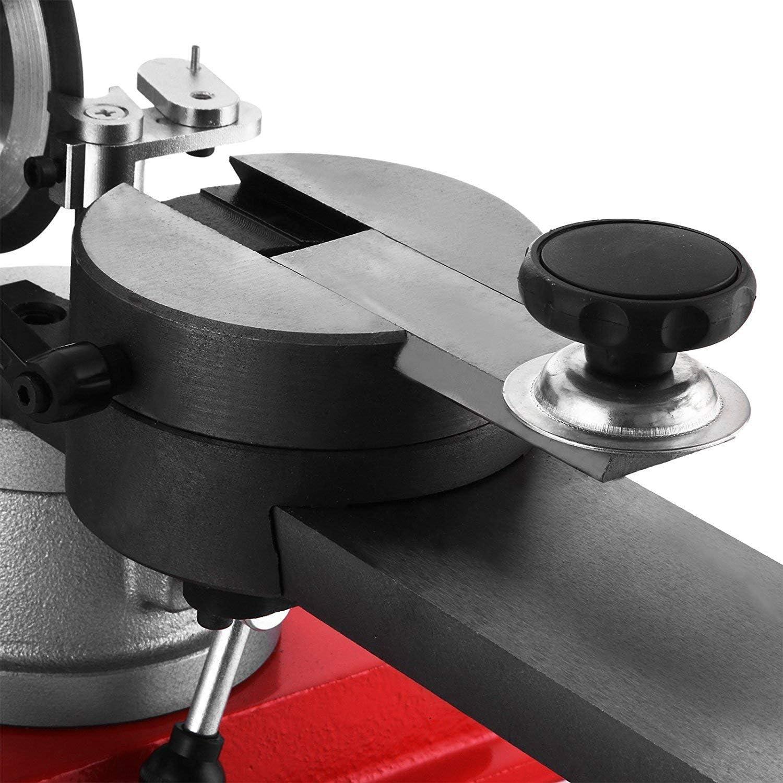 Heavy Duty TCT Circular Saw Blade Rotary Angle Sharpener Grinder 125MM 370W