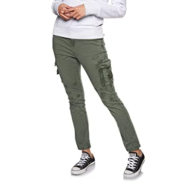 Superdry Girlfriend Cargo Cargo Pants  Amazon.co.uk  Clothing 314131e75