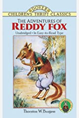The Adventures of Reddy Fox (Dover Children's Thrift Classics) Paperback
