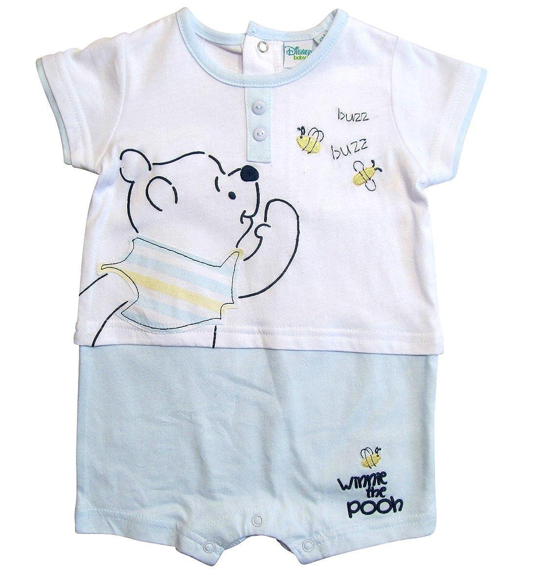 Winnie the Pooh und Tigger Strampelanzug Jungen