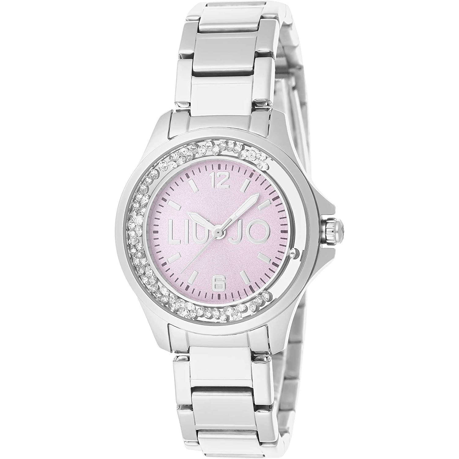 Uhr Damen Mini Dancing Pink tlj1054 – Liu Jo Luxury