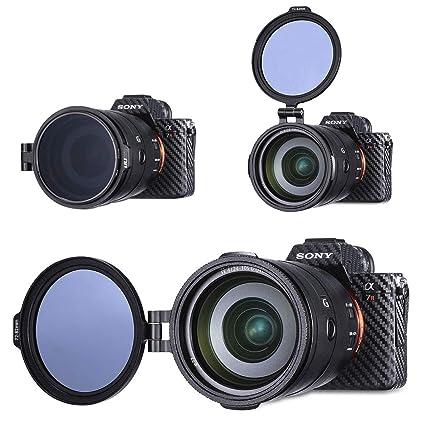 Linghuang UURig RFS - Anillo Adaptador para Lente de cámara (67 mm ...