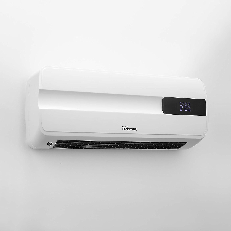cer/ámico PTC Montaje en pared Tristar KA-5070 Calefactor el/éctrico