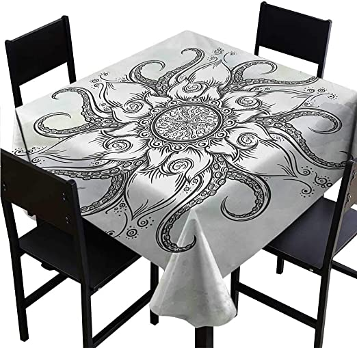 Mandala Abstract Style Table Cloth Covers Throw Banquet Home Party Picnic  New