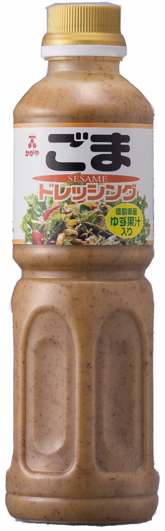Ichimitsuboshi sesame dressing citron fruit juice 500mlX3 this
