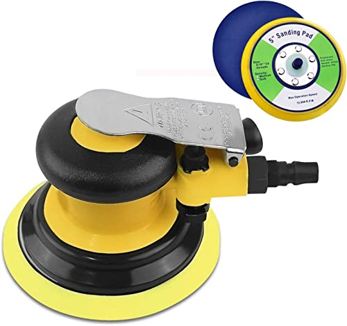 ZHONG AN Air Palm Sander 5inch
