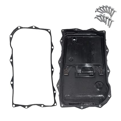 Amazon com: Transmission Oil Pan With Drain Plug,Gasket