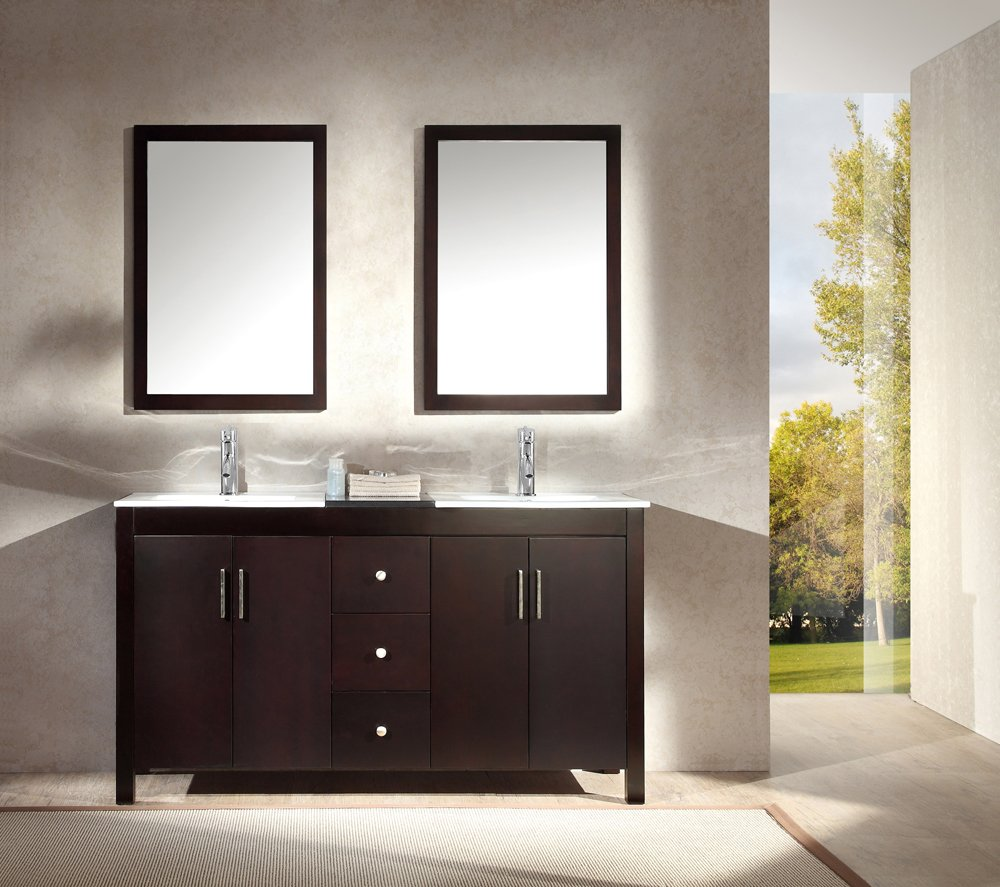 Bathroom Vanities With Double Sinks on double vanity tops with sinks, double bathroom vanities with basins, vanity cabinets with sinks, furniture with sinks, double bathroom vanity cabinets, double bathroom vanities with drawers, showers with sinks, bathroom cabinets with sinks,