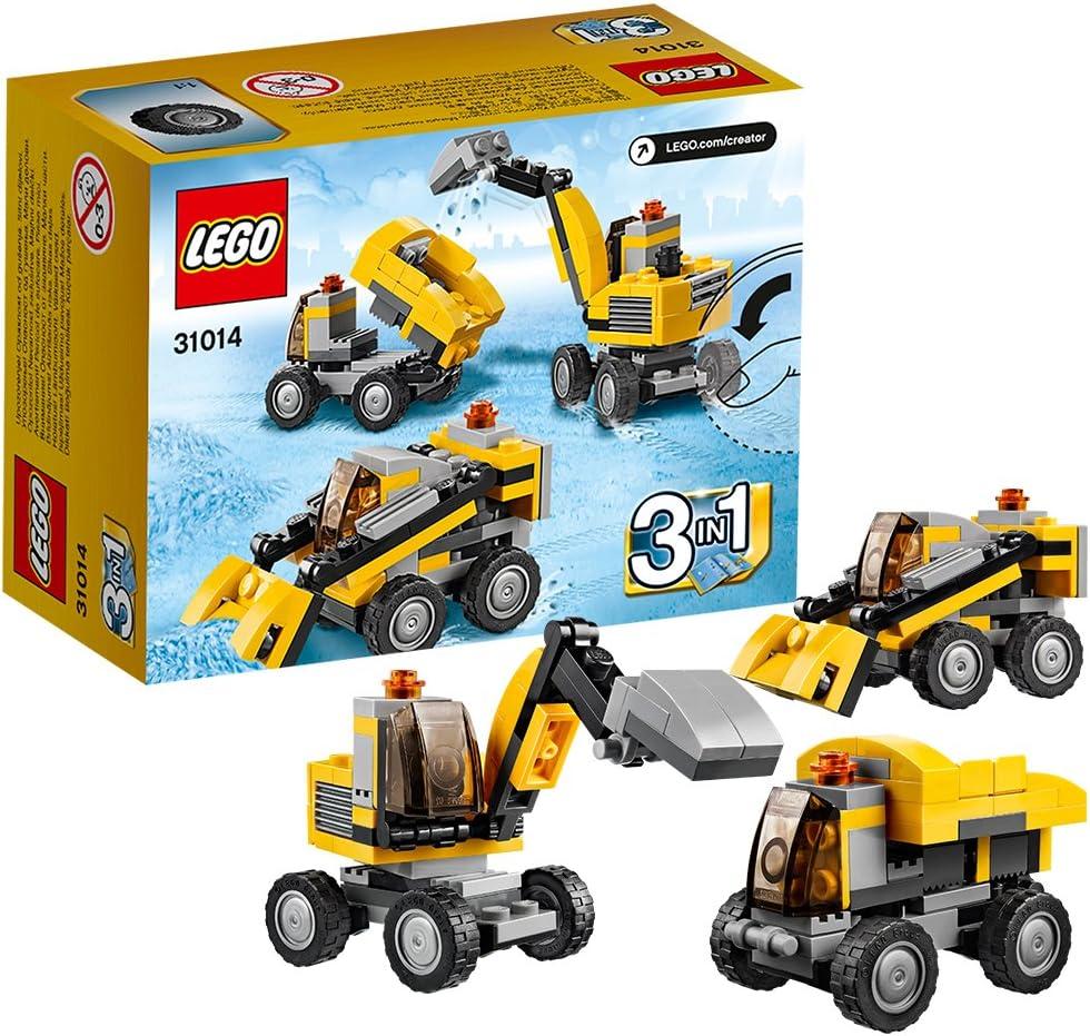 Lego Creator PowerDigger 31014