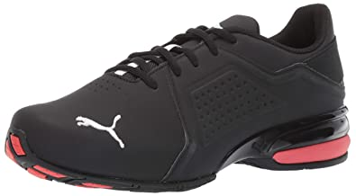 29e80fd5f2f7d7 Amazon.com | PUMA Men's Viz Runner Sneaker | Fashion Sneakers