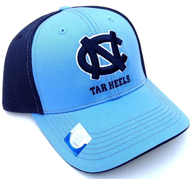 quality design 9d34f aa5da Image Unavailable. Image not available for. Color  Blitz Mesh UNC North  Carolina Tar Heels Snapback Hat