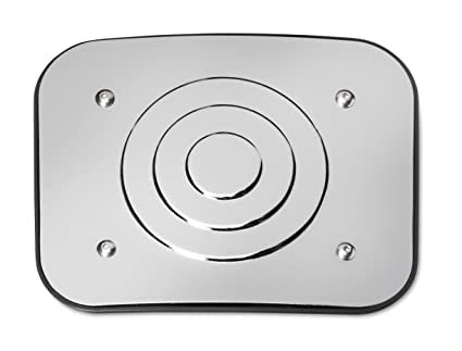 PDP Bass Drum Mount Cover Plate Chrome