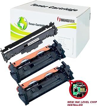 3PK CF217A 17A Toner Cartridge Chip For HP LaserJet M102a M130fn M130fw M130nw