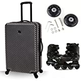 Luggage Suitcase Replacement Rubber Wheel Roller